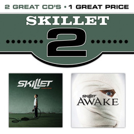 COSMATOSE/AWAKE TWO EARLY ALBUMS COMPILED SKILLLET, CD