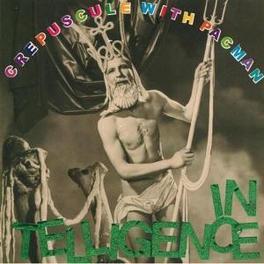 CREPUSCULE WITH PAC-MAN INTELLIGENCE, Vinyl LP