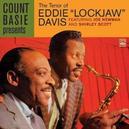TENOR OF EDDIE LOCKJAW.. .. DAVIS - COUNT BASIE PRESENTS...