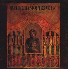 WORLD'S SMALLEST BIG BAND REMASTERED EDITION W/8 BONUS TRACKS Audio CD, HARDIN & YORK, CD