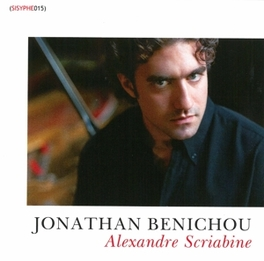 SONATES & ETUDES/PIANO.. .. WORKS // JONATHAN BENICHOU Audio CD, A. SCRIABINE, CD