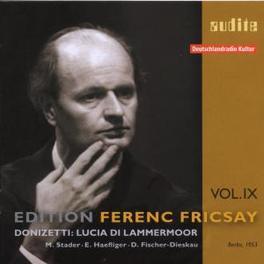 LUCIA DI LAMMERMOOR RIAS KAMMERCHOR/FERENC FRICSAY Audio CD, G. DONIZETTI, CD