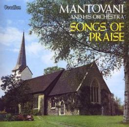 SONGS OF PRAISE Audio CD, MANTOVANI & HIS ORCHESTRA, CD