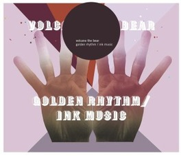 GOLDEN RHYTHM VOLCANO THE BEAR, CD