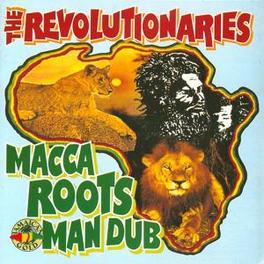 MACCA ROOTSMAN DUB Audio CD, REVOLUTIONAIRIES, CD