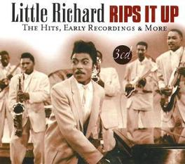 HITS EARLY RECORDINGS... ...AND MORE Audio CD, LITTLE RICHARD, CD