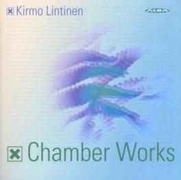 CHAMBER WORKS ZAGROS, LINTINEN, TAKASHIMA Audio CD, K. LINTINEN, CD