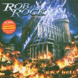 HOLY HELL Audio CD, ROB ROCK, CD