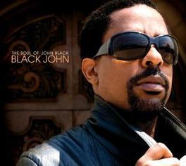 BLACK JOHN SOUL OF JOHN BLACK, CD