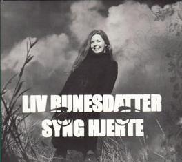 SYNG HJERTE Audio CD, LIV RUNNESDATTER, CD