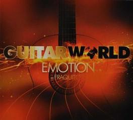 GUITAR WORLD EMOTION Audio CD, V/A, CD