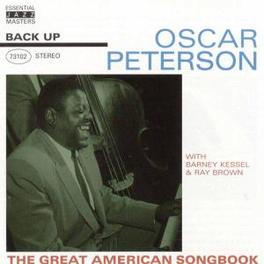 GREAT AMERICAN SONGBOOK Audio CD, OSCAR PETERSON, CD