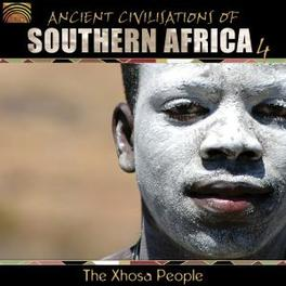 ANCIENT CIVILISATIONS.. .. OF SOUTHERN AFRICA 4 Audio CD, XHOSA PEOPLE, CD