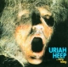 VERY 'EAVY VERY HUMBLE URIAH HEEP, CD