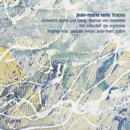 TRACES VARIOUS J.M. RENS, CD