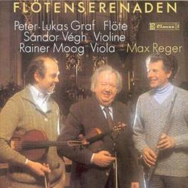 TWO SERENADES W/PETER-LUKAS GRAF, SANDOR VEGH, RAINER MOOG M. REGER, CD