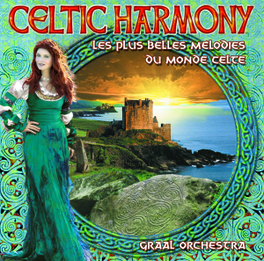 CELTIC HARMONY Audio CD, GRAAL ORCHESTRA, CD