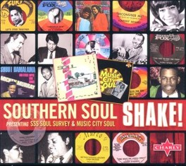 SOUTHERN SOUL SHAKE! 2 SEMINAL COLLECTIONS OF DEEP 1960S SOUTHERN SOUL V/A, CD
