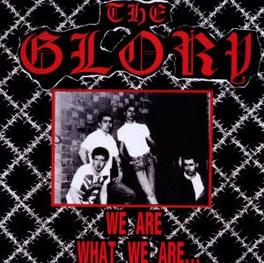 WE ARE WHAT WE.. .. ARE/SKINS'N'PUNKS Audio CD, GLORY, CD
