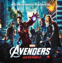 AVENGERS ASSEMBLE + 1 INTERNATIONAL VERSION //+ BONUS TRACK 'PISTOLS AT DAWN' OST, CD