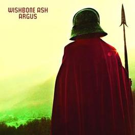ARGUS + 3 REMASTERED + 3 BONUS TR. FROM 'LIVE FROM MEMPHIS' Audio CD, WISHBONE ASH, CD