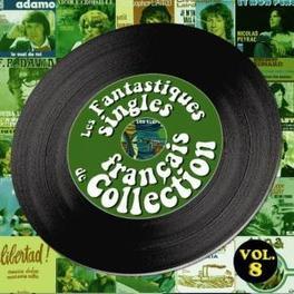 FANTASTIC FRENCH.. .. SINGLES 60'S & 70'S V/A, CD