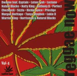 REGGAE NOW 4 W:LUTON FYAH/MORGAN HERITAGE/LUKIE D/PERFECT/& MORE V/A, CD