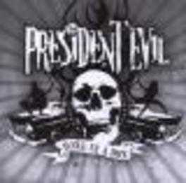HELL IN A BOX Audio CD, PRESIDENT EVIL, CD