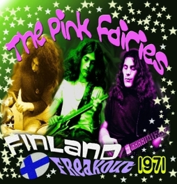 FINLAND FREAKOUT 1971 Audio CD, PINK FAIRIES, CD