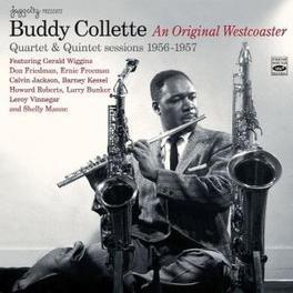QUARTET & QUINTET SES.. ..SESSIONS 1956-1957 Audio CD, BUDDY COLLETTE, CD