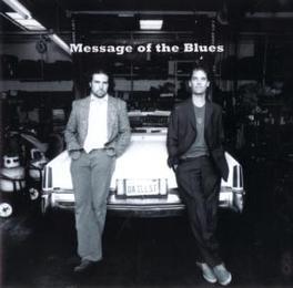 MESSAGE OF THE BLUES TR:LA/ROSALINA/BUMP CITY/STARE/NO ROCK'N'ROLL/NUTCRAKA/ Audio CD, MESSAGE OF THE BLUES, CD