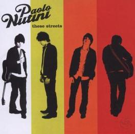 THESE STREETS Audio CD, PAOLO NUTINI, CD