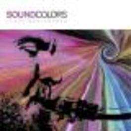 SOUNDS COLORS Audio CD, JESUS SANTANDREU, CD