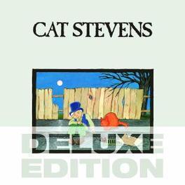 TEASER & THE.. -DELUXE- .. FIRECAT Audio CD, CAT STEVENS, CD