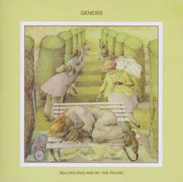 SELLING ENGLAND BY THE.. .. POUND Audio CD, GENESIS, CD