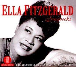 SONGBOOKS ABSOLUTELY ESSENTIAL 3CD ELLA FITZGERALD, CD