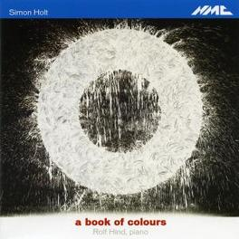 BOOK OF COLOURS ROLF HIND Audio CD, S. HOLT, CD