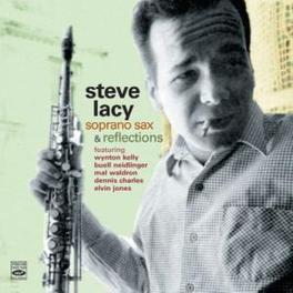 SORANO SAX & REFLECTIONS 2LP'S ON 1 CD Audio CD, STEVE LACY, CD