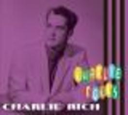 ROCKS -DIGI- INCL.40PG. BOOKLET Audio CD, CHARLIE RICH, CD