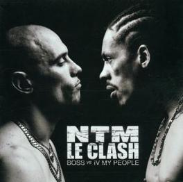 LE CLASH: BOSS VS IV MY P ALL THE REMIXES OF THE 'CLASH' PROJECT Audio CD, SUPREME NTM, CD