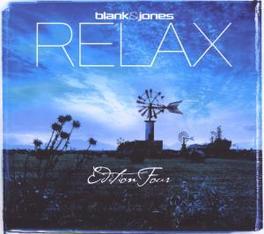 RELAX EDITION FOUR Audio CD, BLANK & JONES, CD