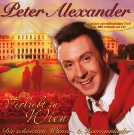 DIE SCHONSTEN WIENERLIED Audio CD, PETER ALEXANDER, CD