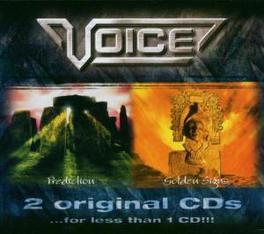 PREDICTION + GOLDEN SIGNS Audio CD, VOICE, CD