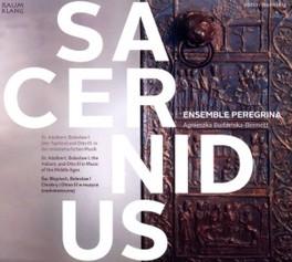 SACER NIDUS A.BUDZINSKA-BENNETT ENSEMBLE PEREGRINA, CD