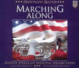 MARCHING ALONG JOHN... ...PHILIP SOUSA MARCHES & OTHER FAVORITES Audio CD, SOUSA'S BAND, CD