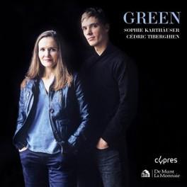 GREEN CEDRIC TIBERGHIEN SOPHIE KARTHAUSER, CD