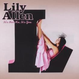 IT'S NOT ME IT'S YOU Audio CD, LILY ALLEN, CD