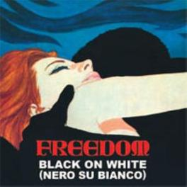BLACK ON WHITE LONG LOST PORNO SOUNDTRACK FROM EX-PROCOL HARUM MEMBERS Audio CD, FREEDOM, CD