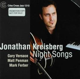 NIGHT SONGS Audio CD, KREISBERG, JONATHAN, CD