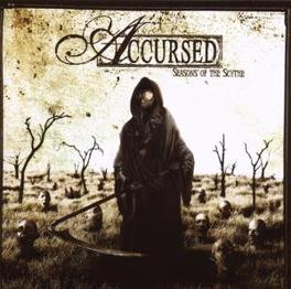 SEASONS OF THE SCYTHE Audio CD, ACCURSED, CD